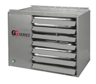Sterling Gg105 Propane Amp Natural Gas Garage Heaters From
